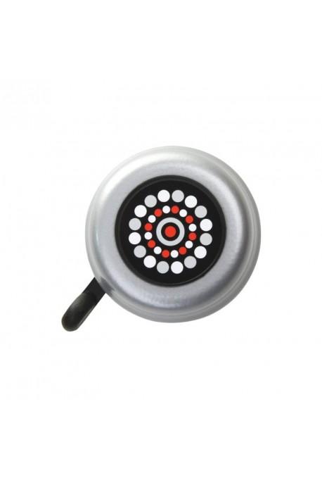 Dzwonek PUKY G22 9818 srebrny
