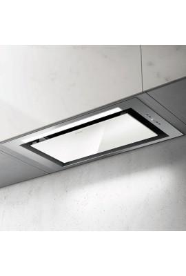 Okap ELICA HIDDEN IXGL/A/60 białe szkło