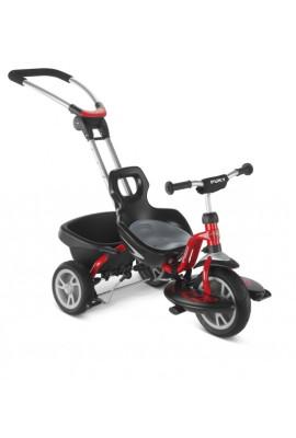 Rowerek trójkołowy PUKY CAT S2 Ceety 2393 czerwony