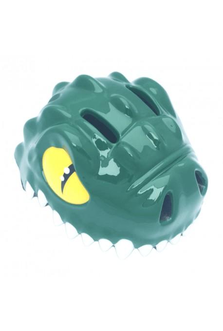 Kask rowerowy CRAZY STUFF Krokodyl