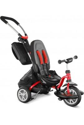 Rowerek trójkołowy PUKY CAT S6 Ceety 2403 czerwony