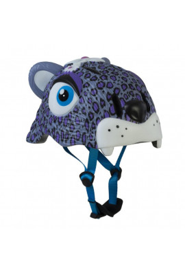Kask rowerowy CRAZY SAFETY Leopard