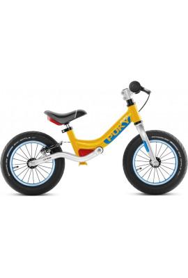 Amortyzowany rowerek biegowy PUKY LR Ride 4081 pomarańczowy