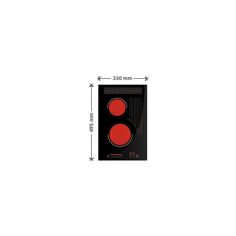Solgaz GPC 2+1, płyta gazowa  Solgaz SKLEP  Redmarkt pl # Dobra Plyta Gazowa Do Zabudowy Opinie