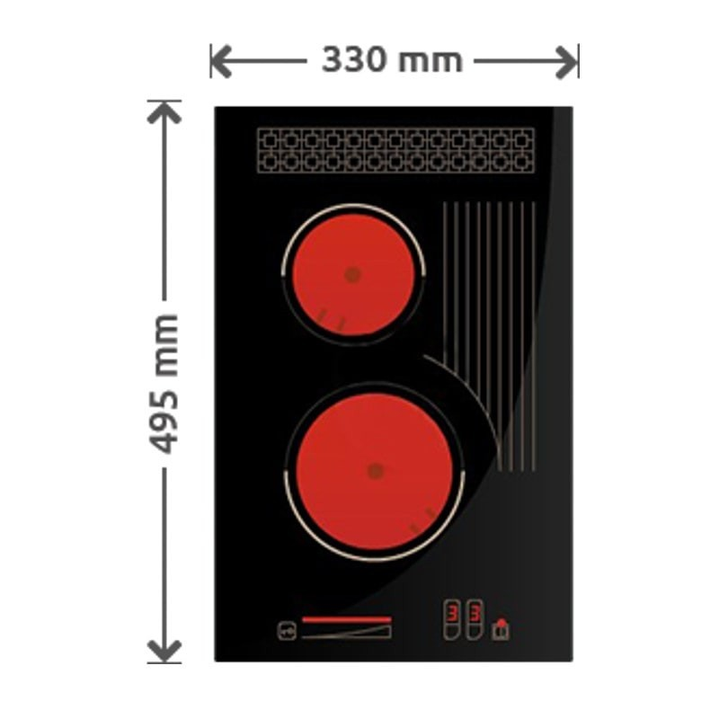 Solgaz GPC 2+1, płyta gazowa  Solgaz SKLEP  Redmarkt pl -> Dobra Plyta Gazowa Do Zabudowy Opinie