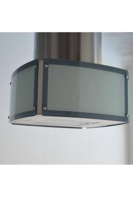 Okap wyspowy SOLGAZ Lampa OW-INOX
