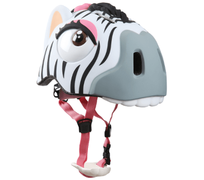 Kask Crazy Safety Zebra